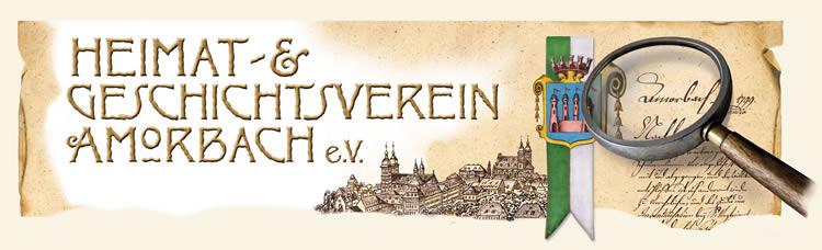 Heimat- und Geschichtsverein Amorbach e.V.